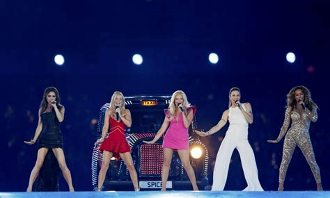 Spice Girls were the Most Tweeted during Olympics Closing