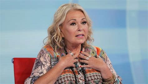 Roseanne Barr 'afraid to go out' because of 'brown people