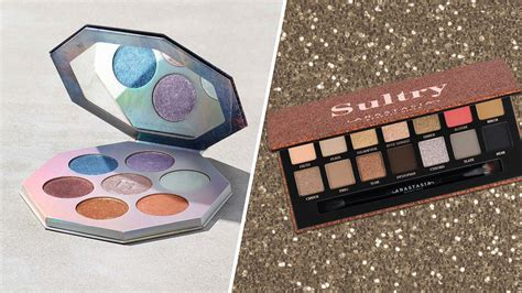 The Best Holiday Eye Shadow and Makeup Palettes of 2018