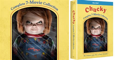 Deal of the Day: Chucky: Complete 7-Movie Collection