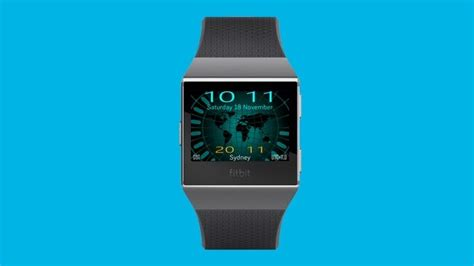 Best Fitbit Ionic watch faces: Give your smartwatch a bit