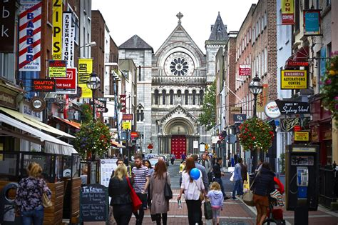 Dublin's one of the best places to go in 2018 says