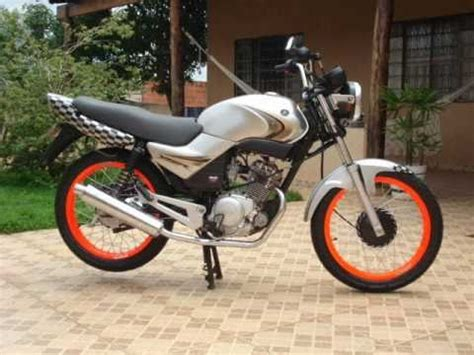 Tuning Victor Suamme 125E YBR :D