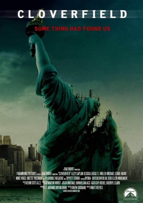 Vintage Chrisicisms: Reopening the 'Cloverfield' mystery