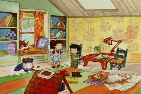 Dragon Tales Season 1 Episode 7 The Giant of Nod / The Big