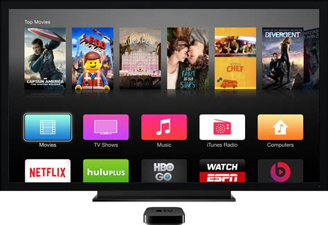 Apple TV Update Now Available: New Design, Peer-to-Peer