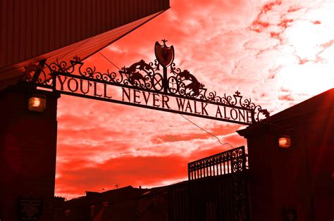 Shankly Gates Liverpool | A different and edited take of