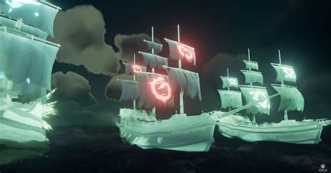 Sea of Thieves' November update adds ghost ships
