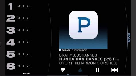 How to play Pandora® on your SoundTouch™ system - YouTube
