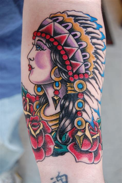 Indian Tattoos Designs, Ideas and Meaning | Tattoos For You