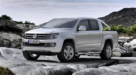 VW Amarok: Volkswagen pick-up comes to UK in 2011 by CAR
