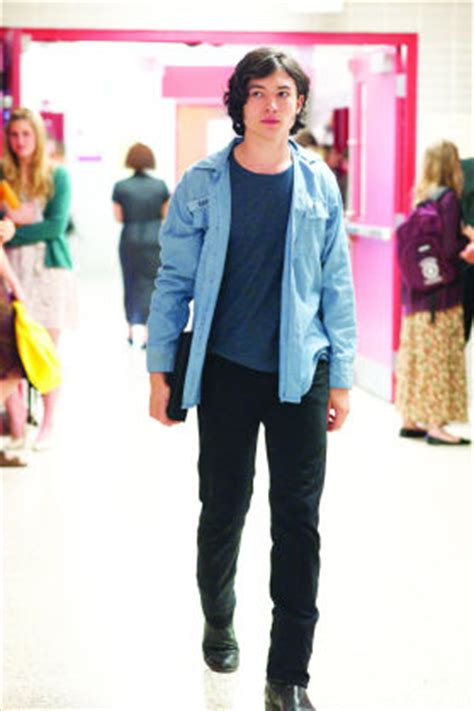 8463 - Ezra Miller talks about 'The Perks of Being a