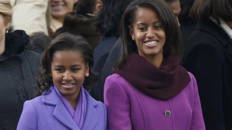 Two teens in the White House! Sasha Obama turns 13 - TODAY