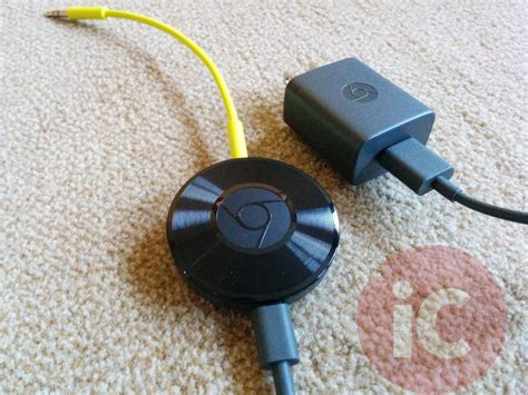 Google's Chromecast Audio: Unboxing, Setup and First Look