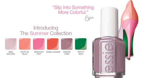Essie Nail Polish Collection for Summer 2010 - Beauty