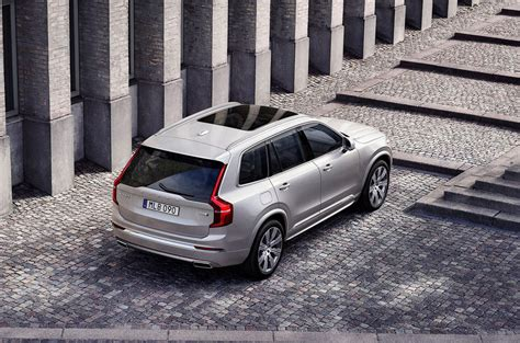 Refreshed XC90 is first mild hybrid Volvo | Autocar