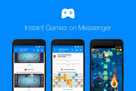 Facebook rolls out new-and-improved Instant Games with