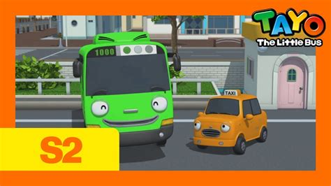 Tayo S2 EP5 Please Pick Me l Tayo the Little Bus - YouTube