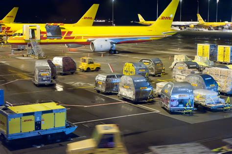DHL Gives Express Gateways a Needed Facelift