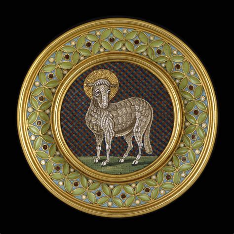 Cameo & Micromosaic Influences in Mourning Jewels – Art of