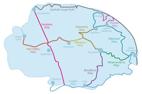 The Best Walks in Norfolk | Kett Country Cottages