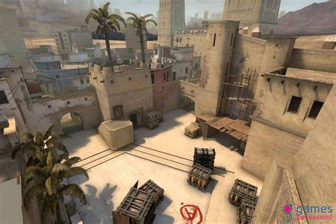 Valve launches official de_mirage map for CS:GO with