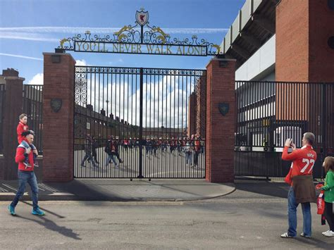 Liverpool FC confirm Shankly Gates location | Virtual Planit
