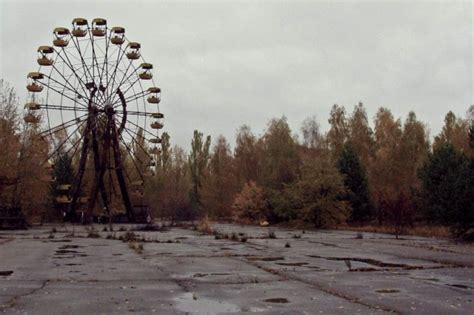 Touring Chernobyl 25 Years Later | The Cheap Route