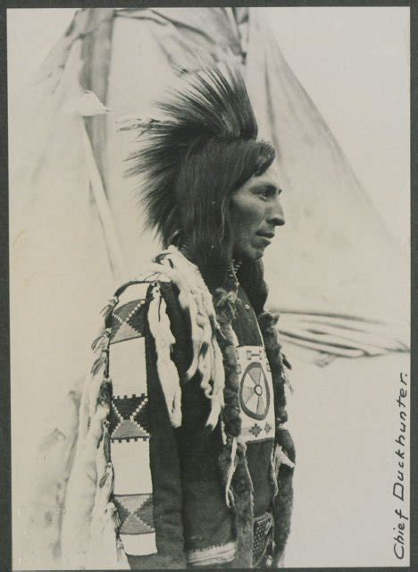 Gorgeous portraits of Cree Tribe, the largest group of