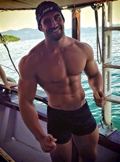 pecs abs arms shoulders quads   Muscle Inspiration